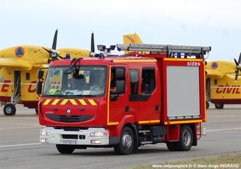 <h2>Fourgon-pompe tonne léger - Sari-Solenzara - Corse-du-Sud (2A)</h2>