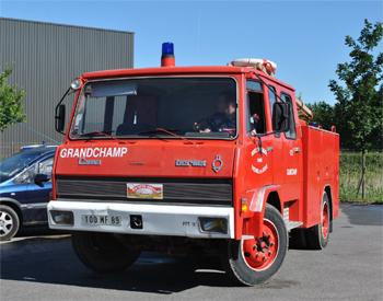 <h2>Fourgon-pompe tonne - Grandchamp - Yonne (89)</h2>