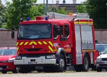 <h2>Fourgon-pompe tonne secours routier - Soultz - Haut-Rhin (68)</h2>