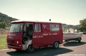 <h2>Véhicule de secours nautique - Draguignan - Var (83)</h2>