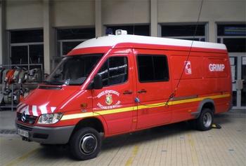 <h2>Véhicule pour interventions en milieu périlleux - Brest - Finistère (29)</h2>