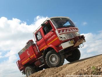 <h2>Camion-citerne pour feux de forêts - Saint-Symphorien-sur-Coise - Rhône (69)</h2>