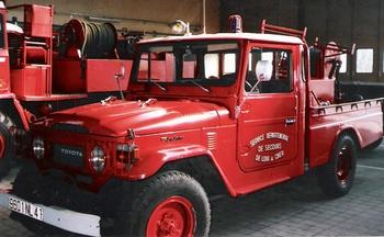 <h2>Camion-citerne pour feux de forêts léger - Blois - Loir-et-Cher (41)</h2>