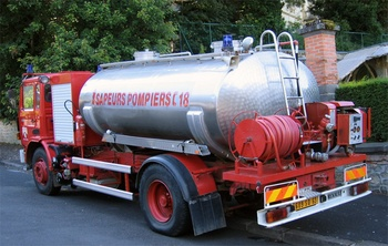 <h2>Camion-citerne de grande capacité - La Bourboule - Puy-de-Dôme (63)</h2>