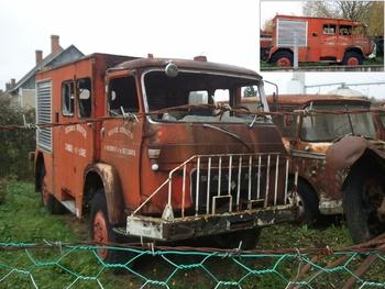 Véhicule de secours routier, Sapeurs-pompiers, Indre-et-Loire (37)