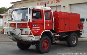 <h2>Camion-citerne pour feux de forêts - Mennetou - Loir-et-Cher (41)</h2>