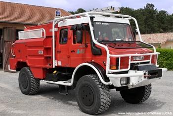 <h2>Camion-citerne pour feux de forêts - Magescq - Landes (40)</h2>