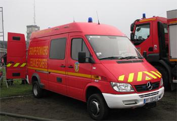 <h2>Véhicule commando feux de forêts - Mamers - Sarthe (72)</h2>