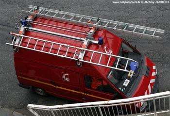 Véhicule pour interventions diverses, Sapeurs-pompiers, Savoie (73)