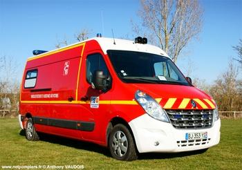 <h2>Véhicule de secours et d'assistance aux victimes - Millau - Aveyron (12)</h2>