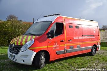 <h2>Véhicule de secours et d'assistance aux victimes - Dunkerque - Nord (59)</h2>