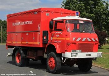 <h2>Dévidoir automobile - Le Blanc - Indre (36)</h2>