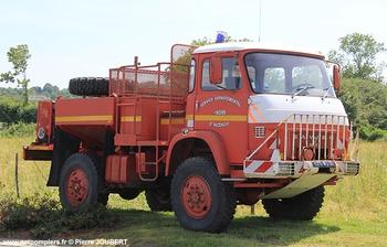 <h2>Camion-citerne pour feux de forêts - Indre (36)</h2>