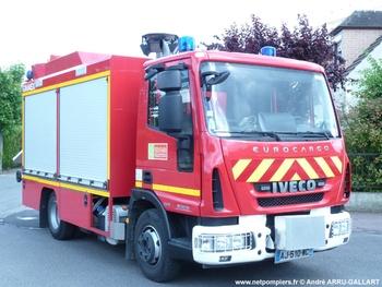 <h2>Véhicule de secours routier - Chambly - Oise (60)</h2>