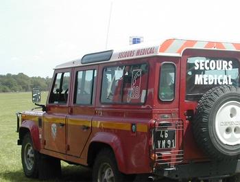 <h2>Véhicule radio médicalisé - Essonne (91)</h2>