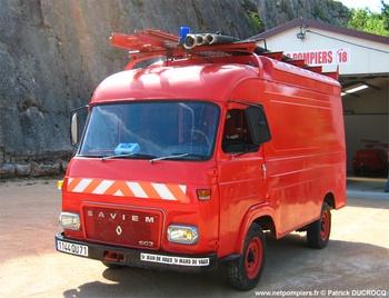 Véhicule pour interventions diverses, Sapeurs-pompiers, Saône-et-Loire (71)