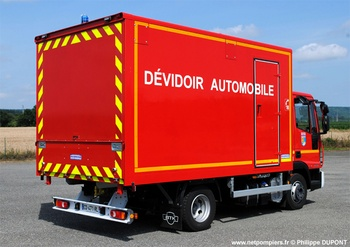 <h2>Dévidoir automobile - Vic-en-Bigorre - Hautes-Pyrénées (65)</h2>