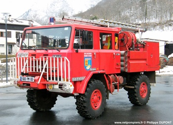 <h2>Camion-citerne pour feux de forêts - Mauléon-Barousse - Hautes-Pyrénées (65)</h2>