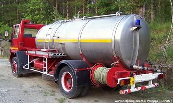 <h2>Camion-citerne de grande capacité - Eauze - Gers (32)</h2>