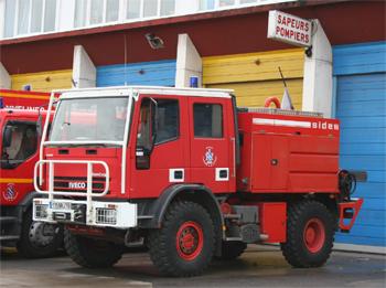 <h2>Camion-citerne pour feux de forêts - Maurepas - Yvelines (78)</h2>