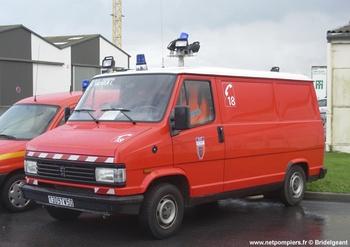 Véhicule pour interventions diverses, Sapeurs-pompiers, Manche