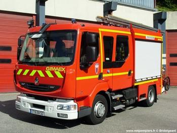 <h2>Fourgon-pompe tonne léger - Cherbourg - Manche (50)</h2>
