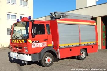 <h2>Véhicule de secours routier - Soultz - Haut-Rhin (68)</h2>
