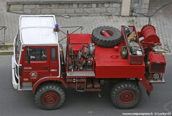 <h2>Camion-citerne pour feux de forêts - La Canourgue - Lozère (48)</h2>