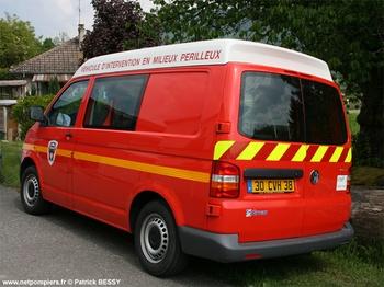 <h2>Véhicule pour interventions en milieu périlleux - Seyssinet-Pariset - Isère (38)</h2>