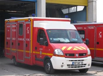 <h2>Véhicule de secours et d'assistance aux victimes - Maurepas - Yvelines (78)</h2>