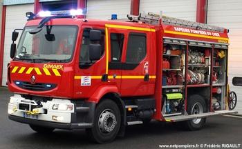 <h2>Fourgon-pompe tonne secours routier - Bourges - Cher (18)</h2>
