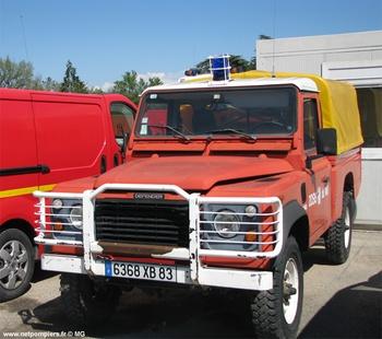 Véhicule d'assistance technique, Sapeurs-pompiers, Var