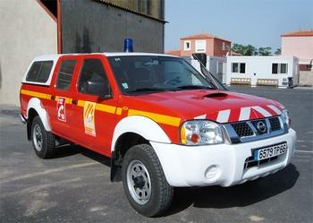 Véhicule de liaison, Sapeurs-pompiers, Pyrénées-Orientales