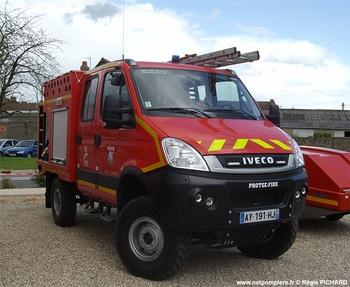 <h2>Camion d'incendie léger - La Haye-Malherbe - Eure (27)</h2>