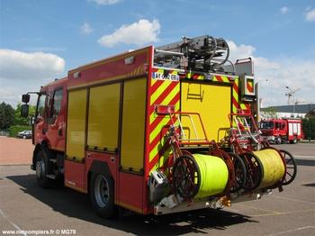 <h2>Fourgon-pompe tonne secours routier - Chalon-sur-Saône - Saône-et-Loire (71)</h2>