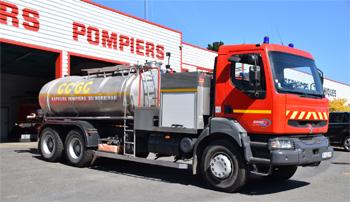 <h2>Camion-citerne de grande capacité - Noyal-Pontivy - Morbihan (56)</h2>