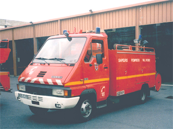 <h2>Véhicule de secours routier - Villiers-le-Bel - Val-d'Oise (95)</h2>