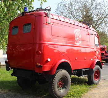 Véhicule pour interventions diverses, Sapeurs-pompiers, Yonne (89)