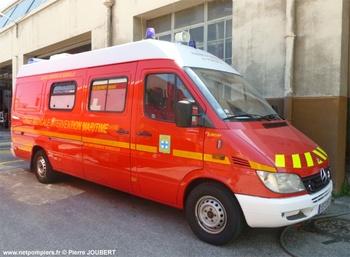 Poste médical avançé, Marins-pompiers de Marseille, Bouches-du-Rhône