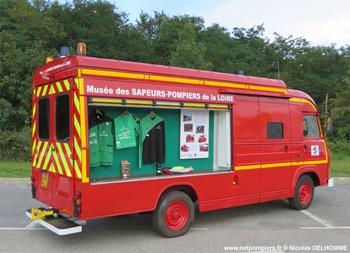 <h2>Véhicule d'information du public - Firminy - Loire (42)</h2>