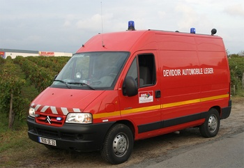 <h2>Dévidoir automobile - Libourne - Gironde (33)</h2>