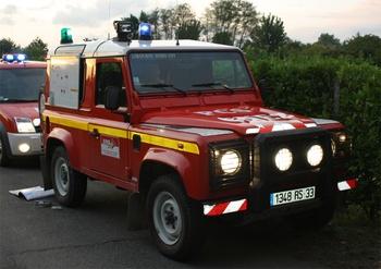 <h2>Véhicule poste de commandement léger - Libourne - Gironde (33)</h2>