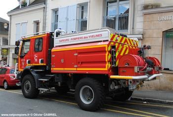 <h2>Camion-citerne pour feux de forêts - Rambouillet - Yvelines (78)</h2>