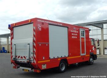 Véhicule poste médical avancé, Sapeurs-pompiers, Ille-et-Vilaine (35)