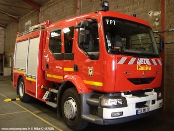 Fourgon-pompe tonne, Sapeurs-pompiers, Hérault (34)