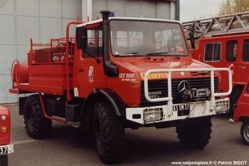 <h2>Camion-citerne pour feux de forêts - Tours - Indre-et-Loire (37)</h2>