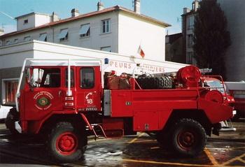 <h2>Camion-citerne pour feux de forêts - Maisons-Laffitte - Yvelines (78)</h2>