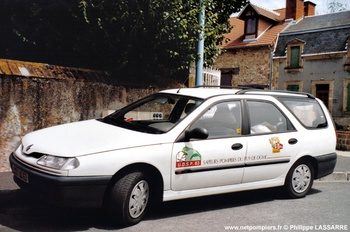 Véhicule de liaison, Sapeurs-pompiers, Puy-de-Dôme (63)