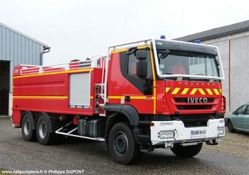<h2>Camion-citerne de grande capacité - Astaffort - Lot-et-Garonne (47)</h2>