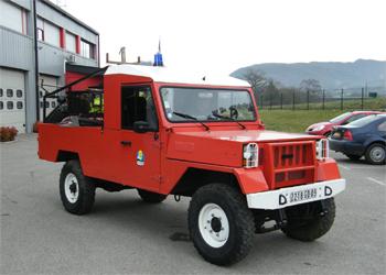 <h2>Camion-citerne pour feux de forêts léger - Foix - Ariège (09)</h2>